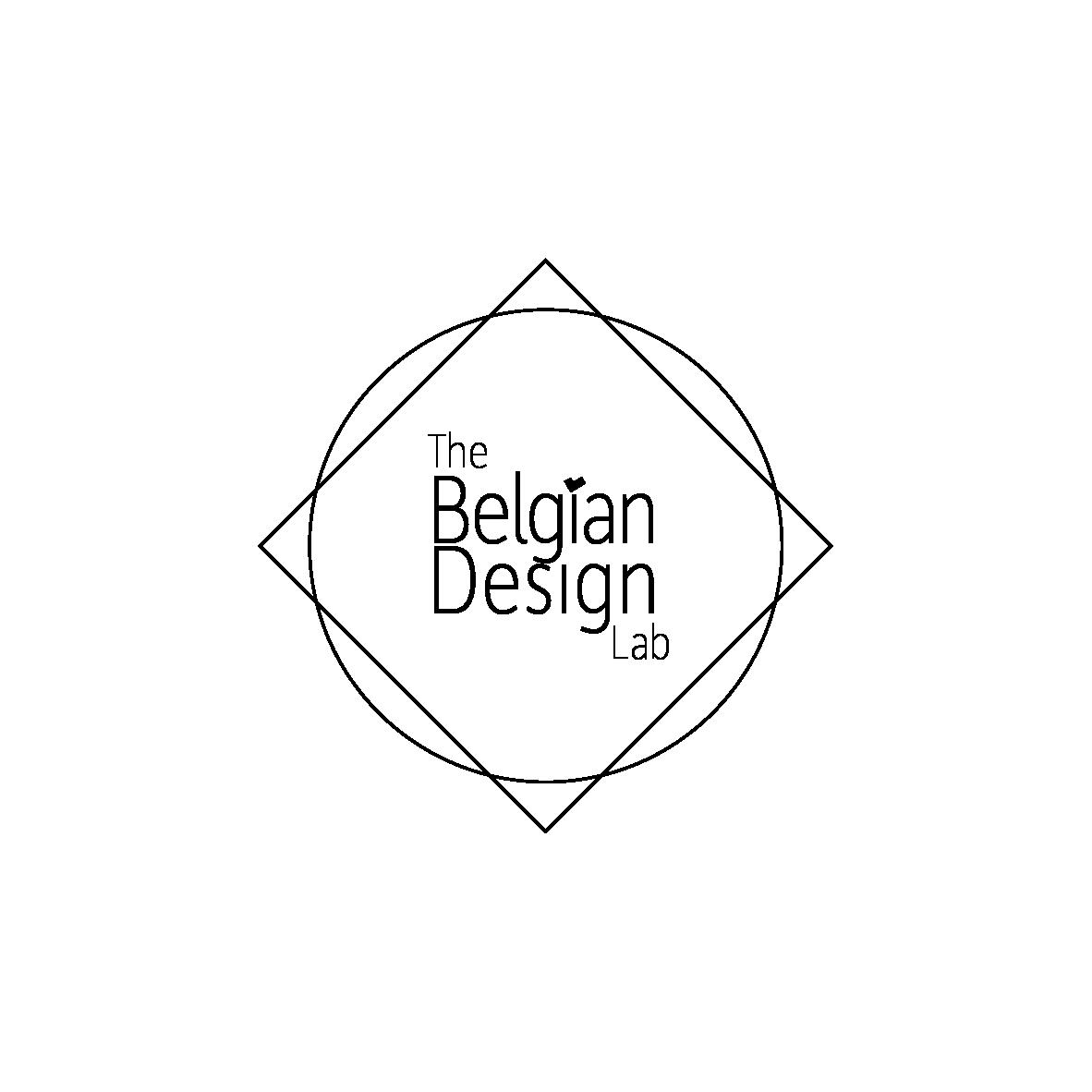Logo belgian design lab partner van HSL